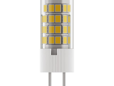 940434  Лампа LED 220V Т20 G5.3 6W=60W 492LM 360G CL 4000K 20000H (в комплекте)