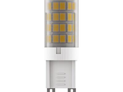 940462  Лампа LED 220V JC G9 6W=60W 492LM 360G FR 3000K 20000H (в комплекте)