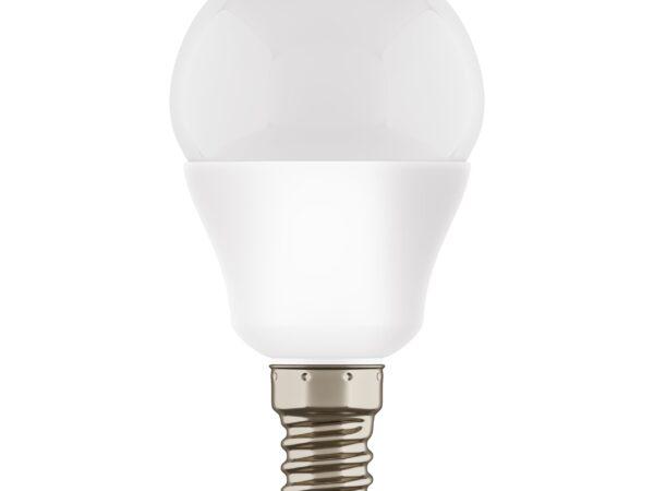 940804 ЛАМПА LED 220V G45 E14 7W=65W 350LM 180G FR 4000K 20000H (в комплекте)