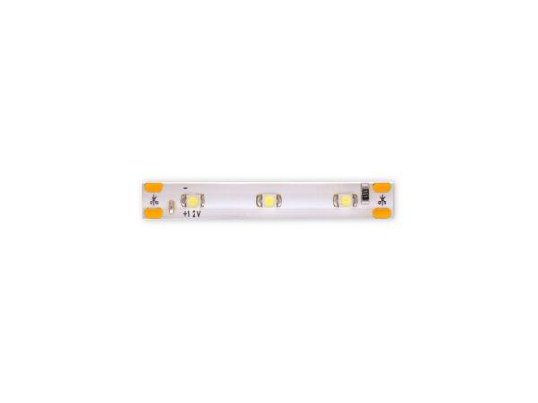 Лента светодиодная стандарт 3528, 60 LED/м, 4,8 Вт/м, 12В, IP65, Цвет: Холодный белый (6000К)