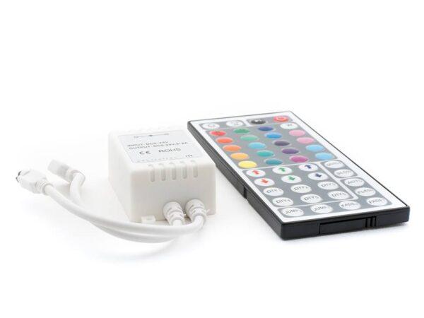 LED MIX RGB controller  инфракрасный 6А 72W 44к