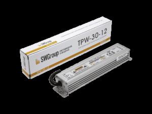 Al блок питания TPW, 30W влагозащитный, 12V