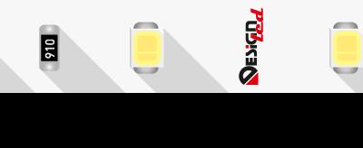 Лента светодиодная LUX, 2835, 60 LED/м, 7,2 Вт/м, 12В, IP33, Холодный белый (6000K)