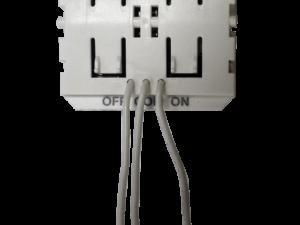 Радио передатчик W-TX для установки за выключателями других производителей на 1 зону