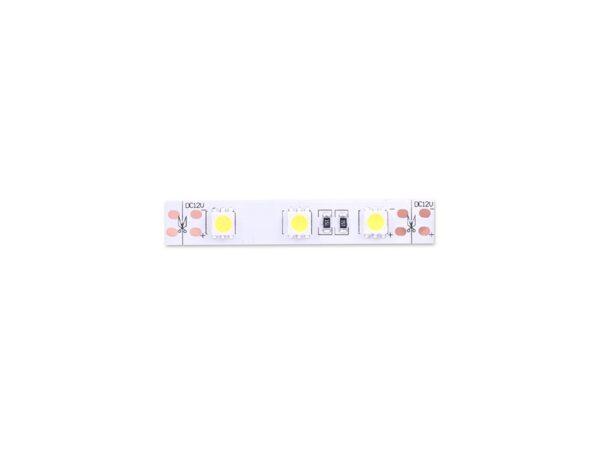 Лента светодиодная стандарт 5050, 60 LED/м, 14,4 Вт/м, 12В, IP20, Цвет: Нейтральный белый