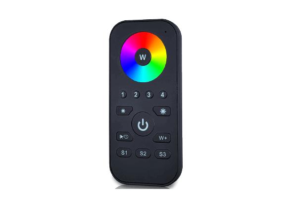 Кнопочный пульт R-4RGB на 4 зоны для RGB ленты