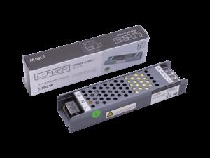 Блок питания для светодиодной ленты, 150Вт, 12В