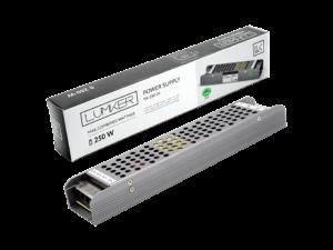 Блок питания для светодиодной ленты, 250Вт, 24В
