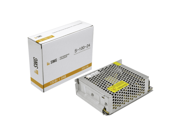 Блок питания S-100-24