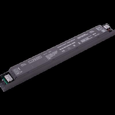 Блок питания для светодиодной ленты LUX встраиваемый в профиль, диммируемый, 24В, 100Вт, IP40