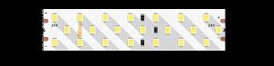 Лента светодиодная ПРО 2835, 252 LED/м, 24 Вт/м, 24В , IP20, Цвет: Нейтральный белый
