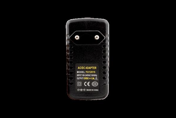 Сетевой адаптер 1,5А 12v 18Вт