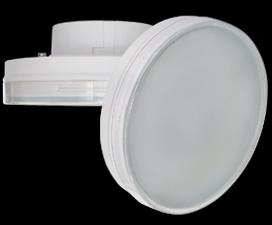 Ecola GX70   LED 10.0W Tablet 220V 4200K матовое стекло 111*42