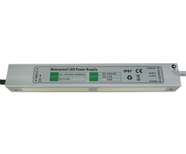 Ecola LED strip Power Supply 30W 220V-12V IP67 блок питания для светодиодной ленты