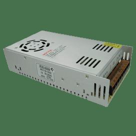 Ecola LED strip Power Supply 400W 220V-12V IP20 блок питания (с вентилятором) для светодиодной ленты