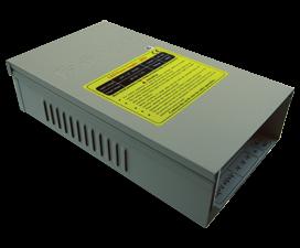 Ecola LED strip Power Supply 400W 220V-12V IP53 блок питания (с вентилятором) для светодиодной ленты