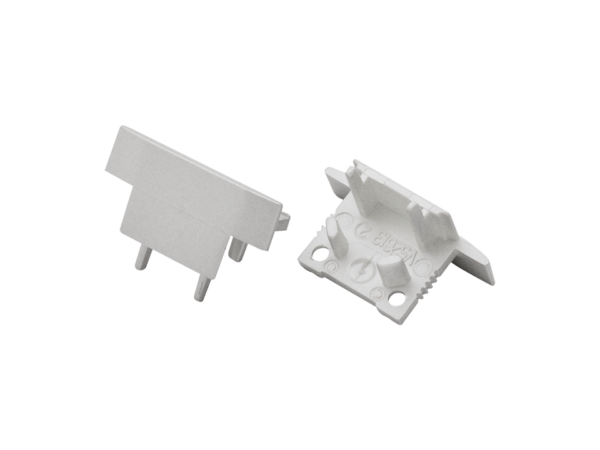 Заглушки для профиля LE2613, 2 шт в комплекте