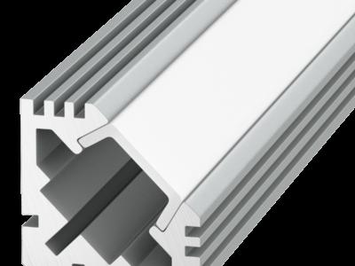 Алюминиевый профиль накладной угловой SF-1919