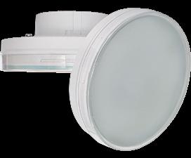 Ecola GX70   LED Premium 20W Tablet 220V 6400K матовое стекло (композит) 111х42