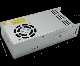 Ecola LED strip Power  Supply 400W 220V-24V IP20 блок питания (с вентилятором) для светодиодной лент