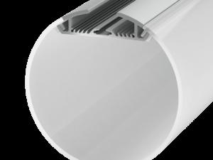 Профиль алюминиевый подвесной DesignLed LT.120