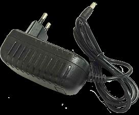 Ecola LED strip Power  Adapter  24W 220V-24V адаптер питания для светодиодной ленты (на вилке)