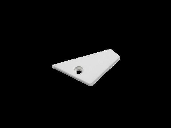 Заглушки для профиля LG2814, 2 шт в комплекте