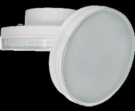 Ecola GX70   LED 10.0W Tablet 220V 6400K матовое стекло 111*42(10мб/12/16/21)
