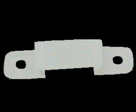 Ecola LED strip holder скоба крепежная для светодиодной ленты уп. 10 шт.