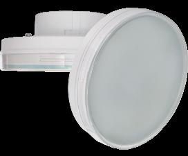 Ecola GX70   LED Premium 13. 0W Tablet 220V 6400K матовое стекло 111×42