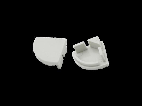 Заглушки для профиля LS1613, 2 шт в комплекте