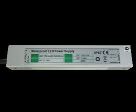 Ecola LED strip Power Supply 20W 220V-12V IP67 блок питания для светодиодной ленты