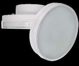 Ecola GX70   LED 20.0W Tablet 220V 2800K матовое стекло 111х42