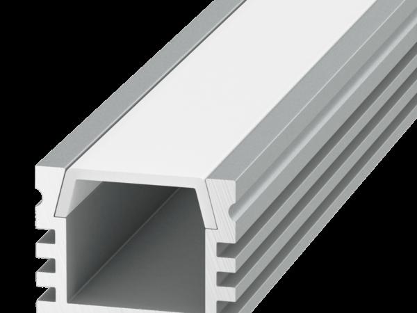 Профиль алюминиевый накладной SWG SF-1612