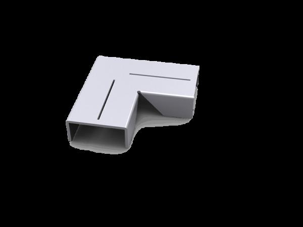 Угловой коннектор CN.7002 для профиля LS7477