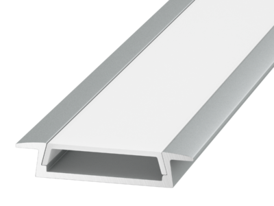 Алюминиевый профиль встраиваемый RC-3006
