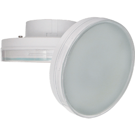 Ecola GX70   LED Premium 13. 0W Tablet 220V 4200K матовое стекло 111×42