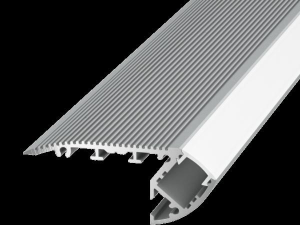 Профиль алюминиевый для ступеней SWG ARC-2744STEP