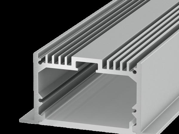 Профиль алюминиевый встраиваемый DesignLed LE.6332