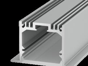 Профиль алюминиевый встраиваемый DesignLed LE.4932