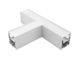 Угловой T-образный коннектор L5570-T90 для профиля L5570