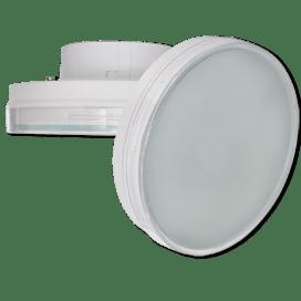 Ecola GX70   LED 13W Tablet 220V 6400K матовое стекло 111×42