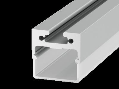 Подвесной/накладной алюминиевый профиль LS.1911K