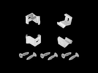 Регулируемый держатель CP16-45 на 45° для LS1613, 4 штуки в комплекте