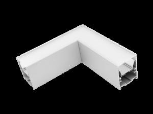 Угловой L-образный коннектор L5570-L90 для профиля L5570