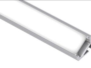 Алюминиевый профиль для полок LG.2814