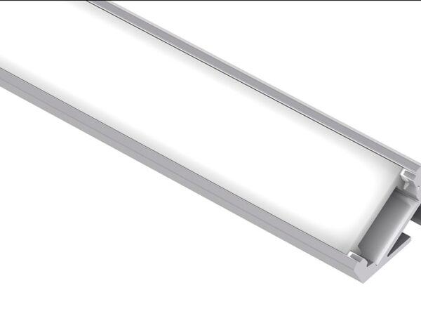 Профиль алюминиевый для полок DesignLed LG.2814