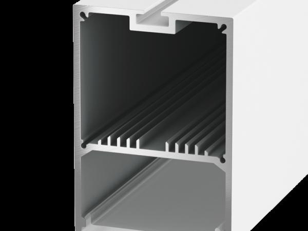 Профиль алюминиевый DesignLED LS.4970, белый