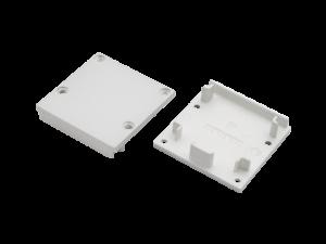 Заглушки для профиля LS3535, 2 шт в комплекте