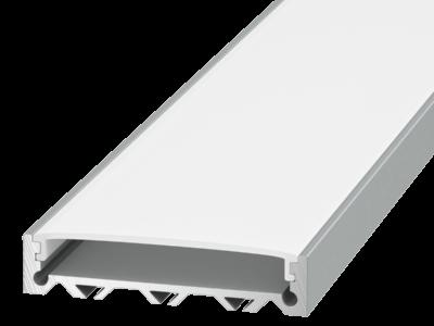 Алюминиевый профиль накладной SF-4411